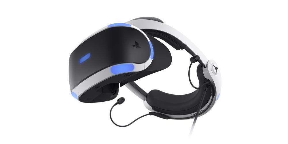 Casque réalitée virtuelle Playstation VR
