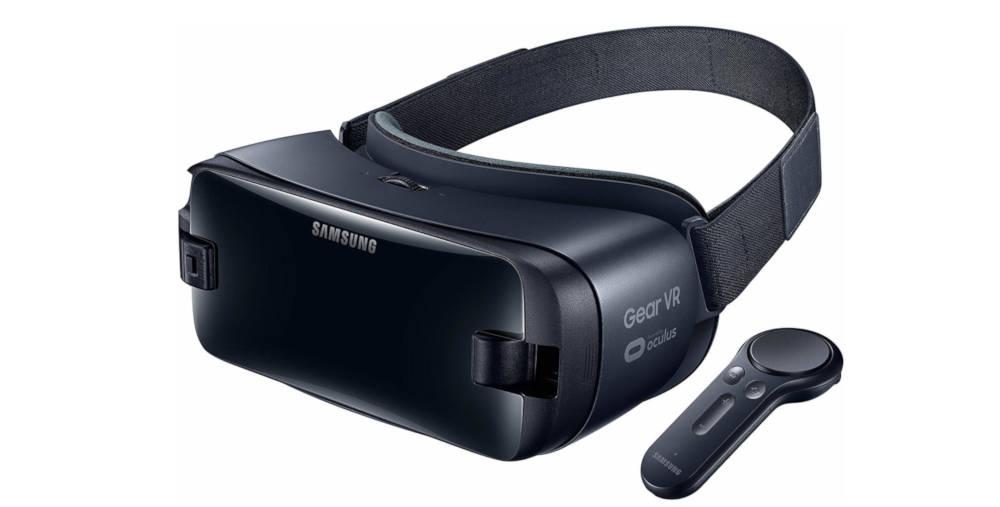 Casque réalité virtuelle Samsung Gear VR