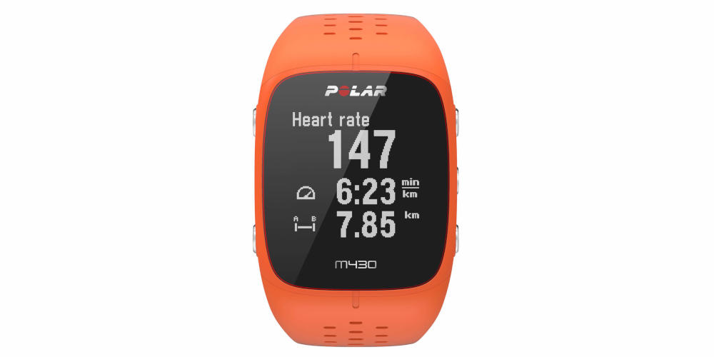 Montre GPS running Polar M430